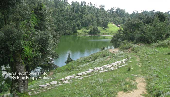 A beautiful view of Deoria Tal.