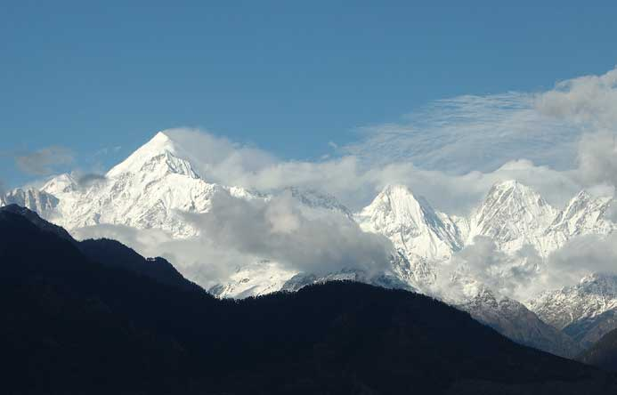 Chandrashila Peak