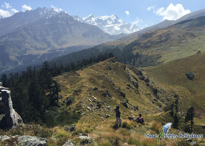 Near Khulara Top