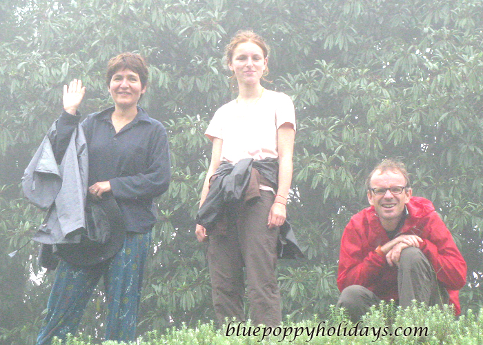 Our Group Members at Chopta