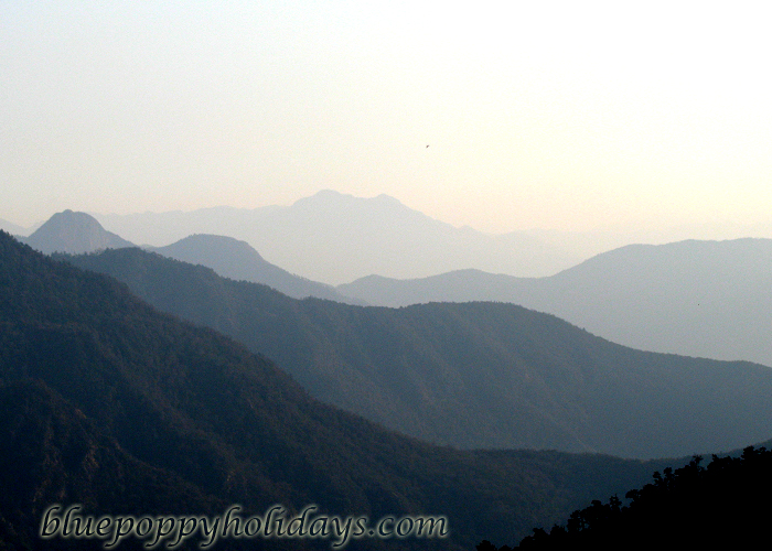 View from Chopta