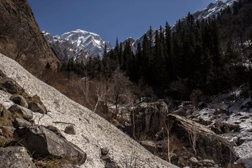 Hathi Peak