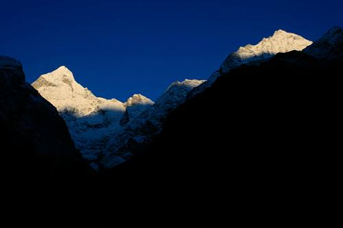 Neelkanth Peak Seen from Badrinath
