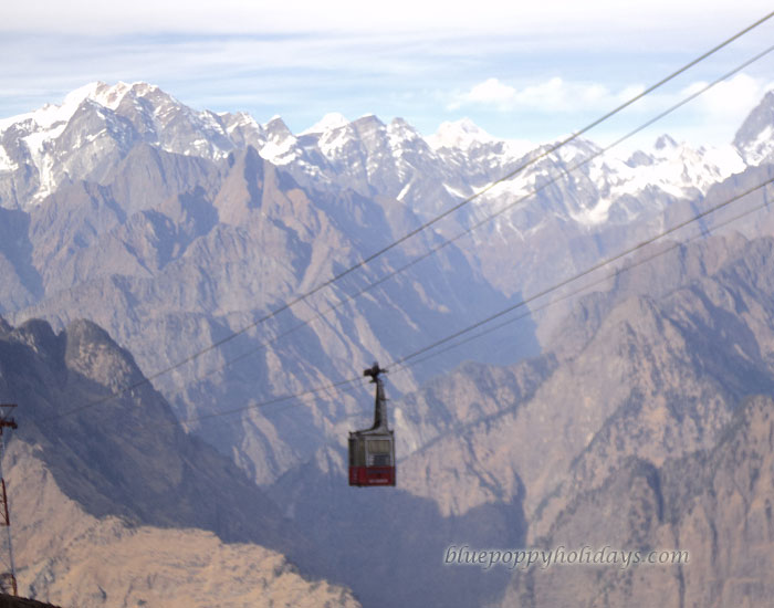 Cable Car to Auli