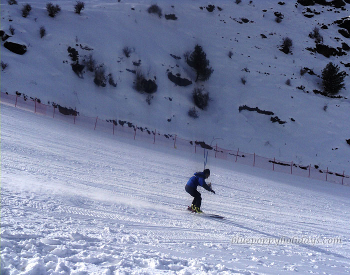 Picture of Skiing in Auli